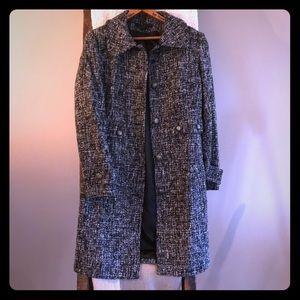 Express wool blend coat, szM, EUC